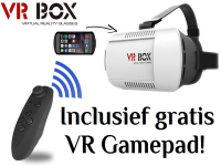 VR Bril Virtual Reality 3D bril voor Apple Iphone 7 plus