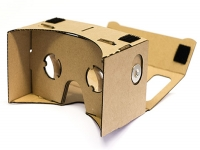 VR Google Cardboard Pro XL voor General mobile Gm 8 go