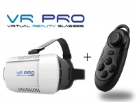 VR PRO Virtual Reality bril Kazam Trooper 440l