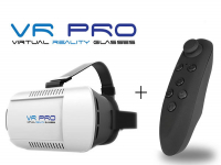 VR PRO Virtual Reality bril General mobile Gm 8 go
