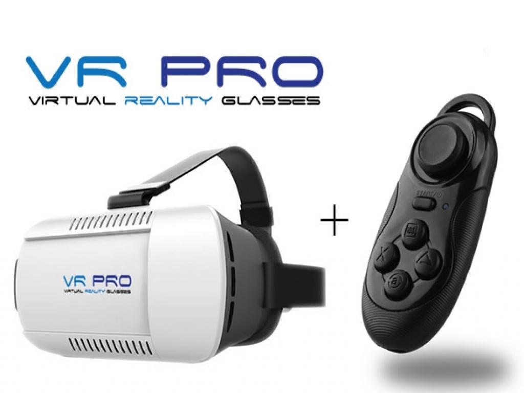 VR PRO Virtual Reality bril Kazam Tornado 350