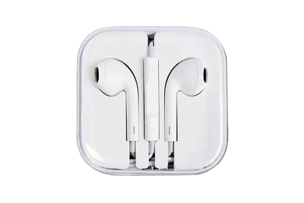 In-ear oordopjes Apple Universeel