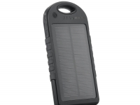 Mobile Solar Power Bank 5000 mAh