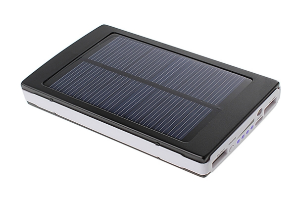 Mobile Solar Power Bank 10.000 mAh