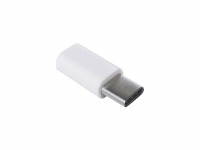 Verloopstekker Female Micro USB naar Male USB-C voor Universeel Universeel