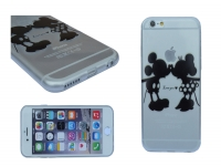 Softcase Mickey & Minnie Iphone 6