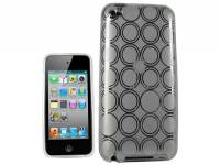 Custom-made silicone phone cover Apple Ipod touch 4g