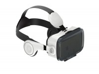 VR PRO versie 2.0 3D VR Bril met ge�ntegreerde koptelefoon voor Apple Iphone 7 plus