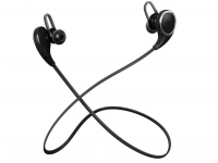 QY8 Bluetooth Sport In-ear headset voor Panasonic Toughbook cf ax3