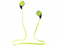 QY8 Bluetooth Sport In-ear headset voor Barnes noble Galaxy tab 4 nook 10.1