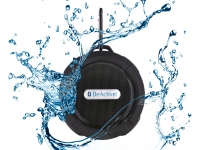 Waterproof Bluetooth Outdoor Speaker Qware Pro4 hd 8 inch