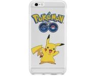 Apple Iphone 6 hoesje met Pokemon Go Pikachu motief
