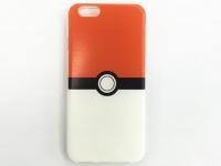 Pokemon Go Pokeball gel case Iphone 6