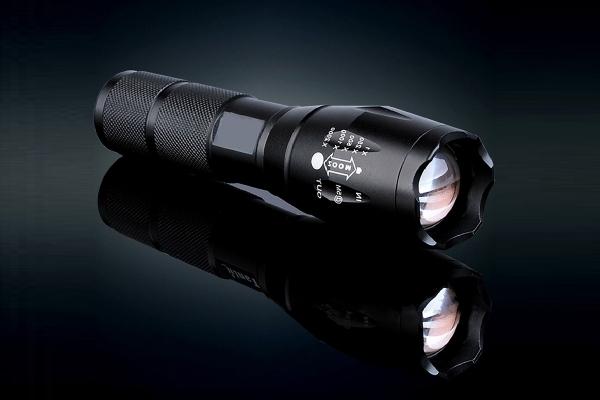 TL360 Militaire LED Zaklamp 3800 Lumen