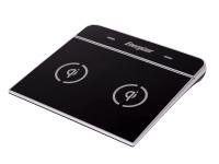 QI draadloze dual lader voor QI geschikte Smartphones