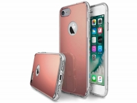 Custom-made Silicone phone cover Apple Iphone 6 with mirror