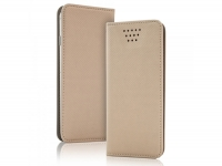 Smart Magnet luxe book case Wiko Darkfull