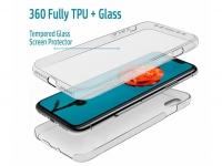 TPU Case Iphone 7 voor en achterkant