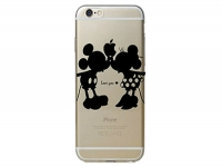 Softcase Mickey & Minnie Iphone 7 plus