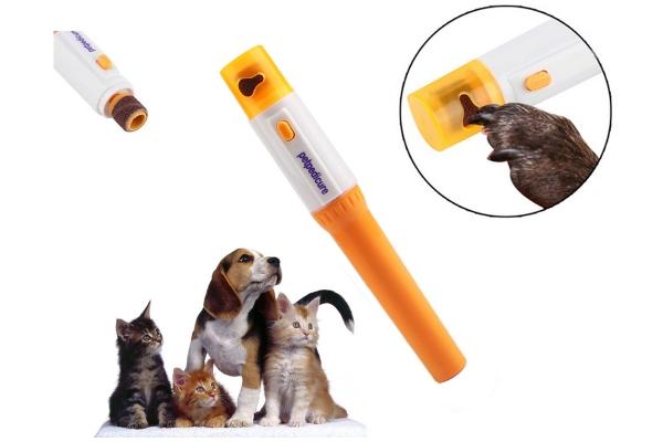 Nagelvijl hond of kat electrisch