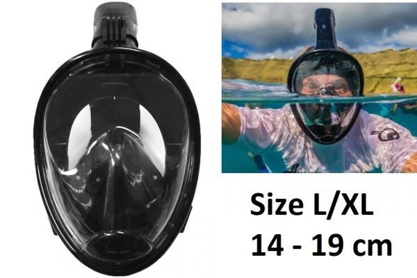 Snorkel masker L/XL