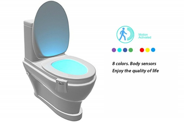 Toilet LED verlichting