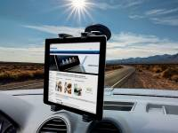 Adjustable Car Holder for your Apple Ipad 3