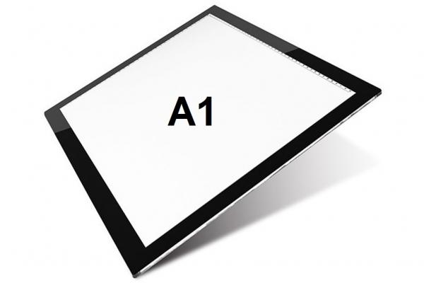 Lightpad A1 Pro voor o.a. Diamond Painting, LED lichtpaneel