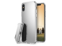 Custom-made Silicone phone cover Apple Iphone x with mirror