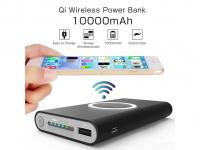 QI Powerbank 10.000mAh