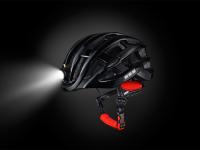 Verlicht MTB helm, racefiets helm met verlichting