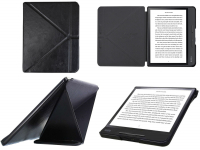 Kobo Forma Sleepcover Premium custom-made Bestseller Case for your Kobo Forma in Black