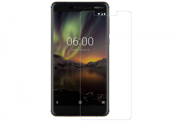 Tempered Glass Screen Protector Nokia 6 2018