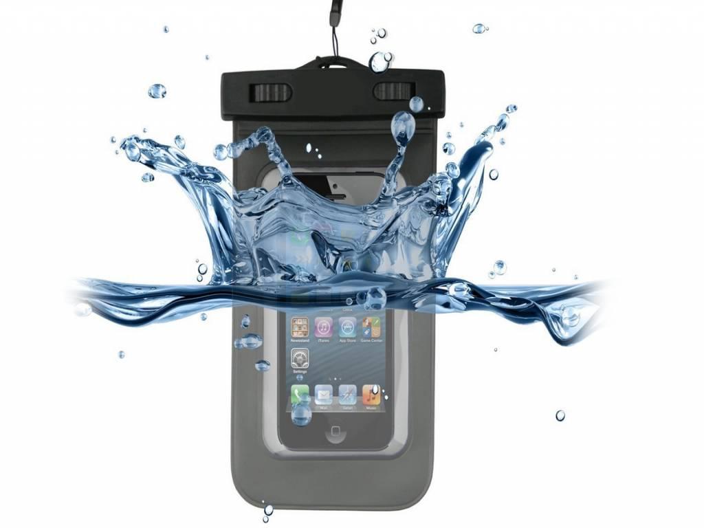 Waterdichte Smartphone hoes voor de Kazam Tornado 350