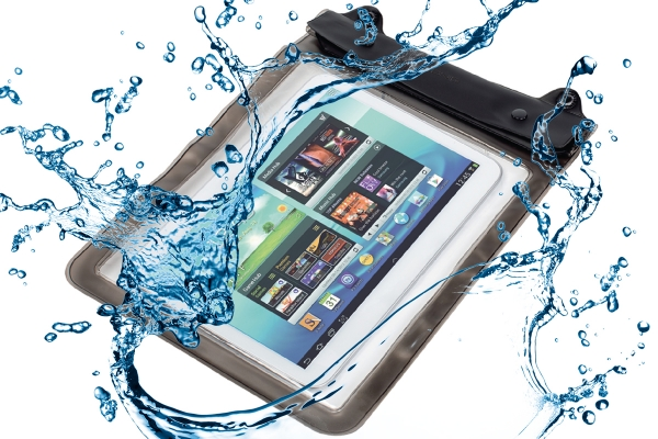 Waterproof case for the Amazon Kindle fire hd 6