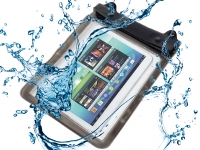 Waterproof case for the Apple Ipad 3
