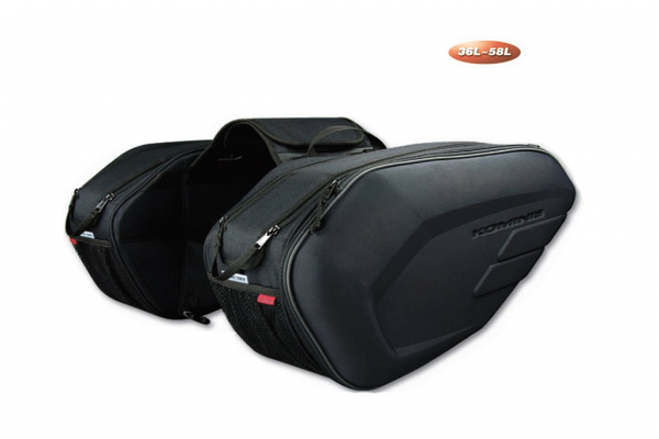 Motorcycle tailbags | Left and Right | 58 L