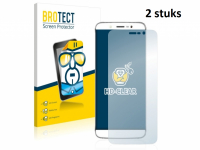 2x Brotect HD-Clear Screenprotector Panasonic Toughpad fz g1