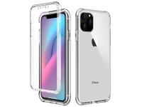 Flexibele voor en achterkant bescherming Apple Iphone x