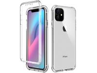 Flexibele voor en achterkant bescherming Apple Iphone 11