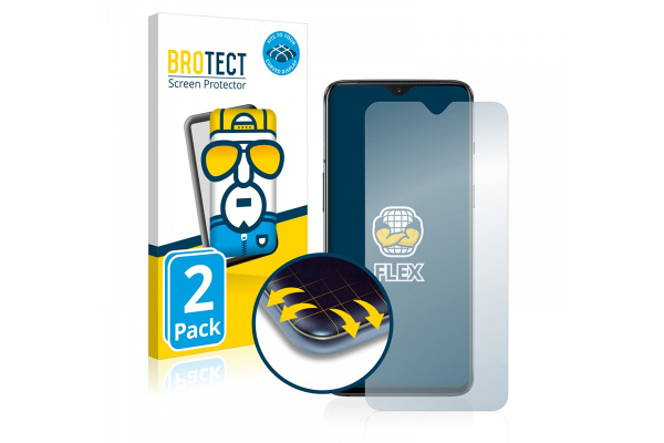 2x Flex Full-Cover Screen Protector