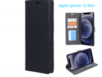 AppleIphone 12 mini Luxe Wallet Book Case kopen? | 123BestDeal