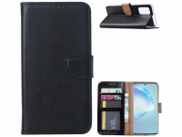 Leather Wallet Book Case for Samsung Galaxy S20 Plus