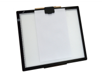 Lightpad A3 V2 Pro for e.g. Diamond Painting, LED Lightpad with clip