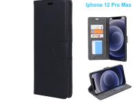AppleIphone 12 pro max Luxe Wallet Book Case kopen? | 123BestDeal