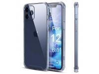 Flexibele achterkant bescherming Apple Iphone 12 pro max