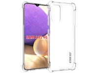 Transparant hoesje voor Samsung Galaxy A32 van luxe TPU