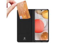 Samsung Galaxy A12 Wallet Smart Case zwart met Stand kopen?