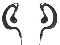 In-ear oordopjes met flexibel haakje