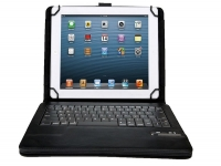 Uitneembaar Bluetooth Keyboard Case voor Apple Ipad 2